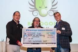 Spielproviel DM Deutsche Meisterschaft 2017 Bürogolf